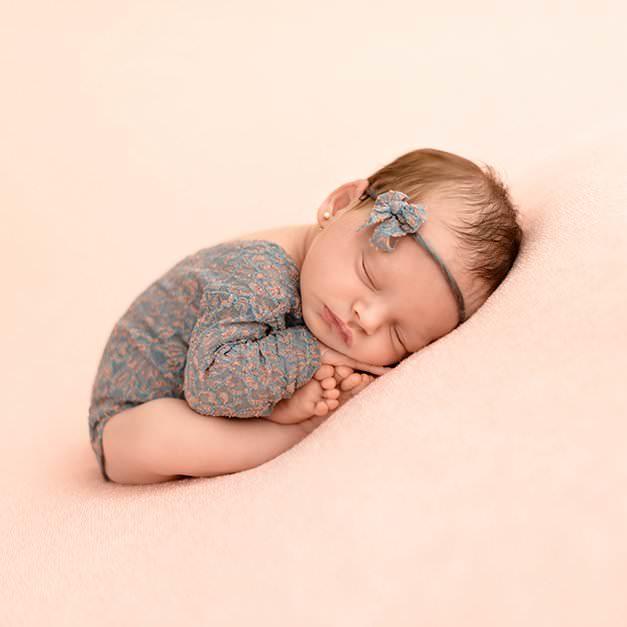 Fotografía newborn en Murcia