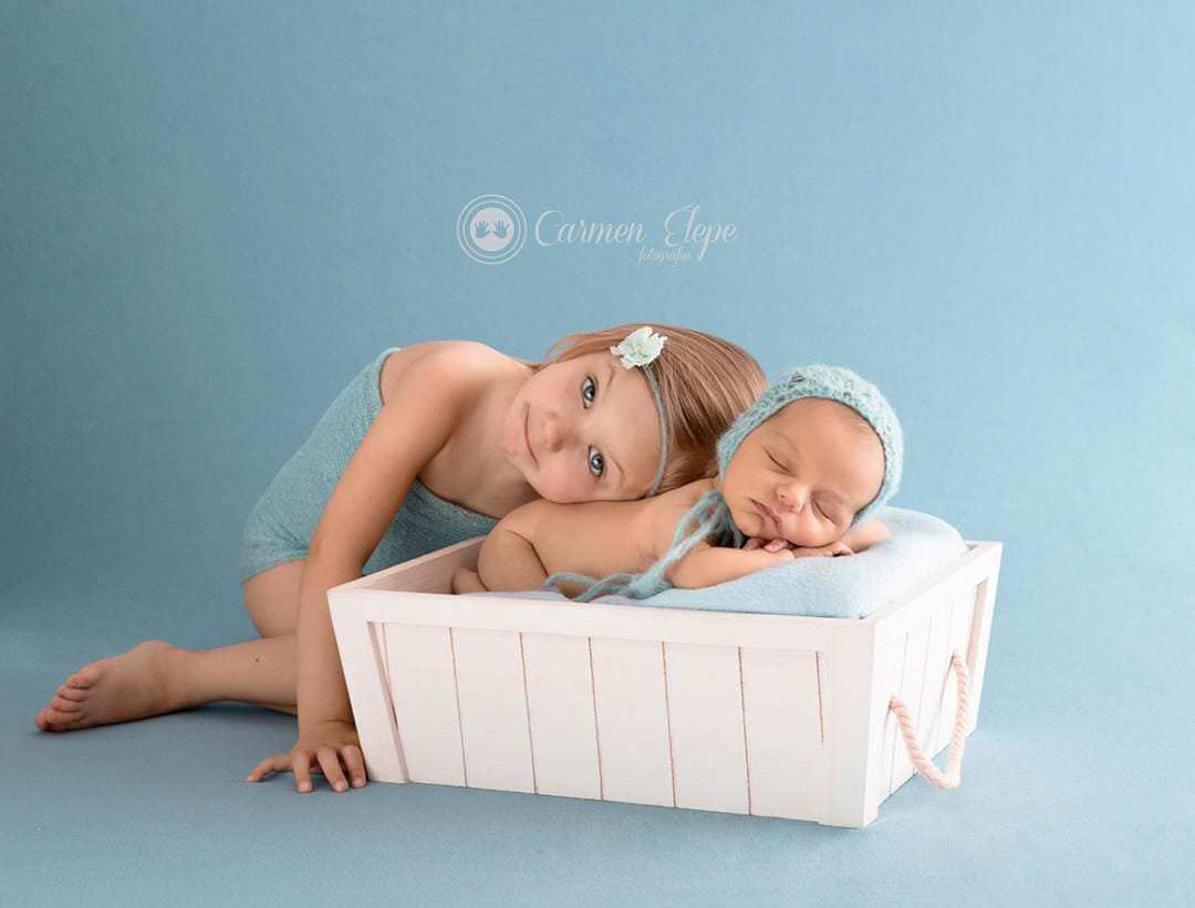Sesión de recién nacido en Murcia