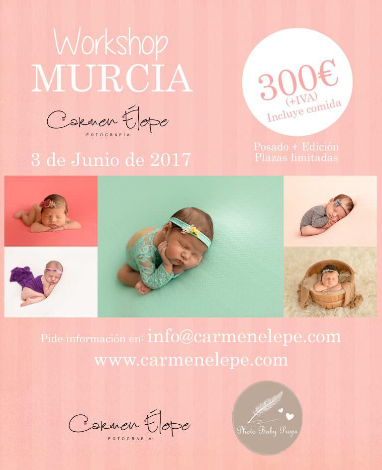 Workshop Murcia