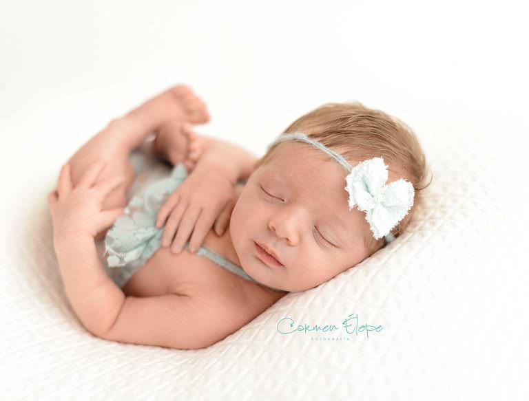 La bebé más rubia que he tenido, Cayetana!!