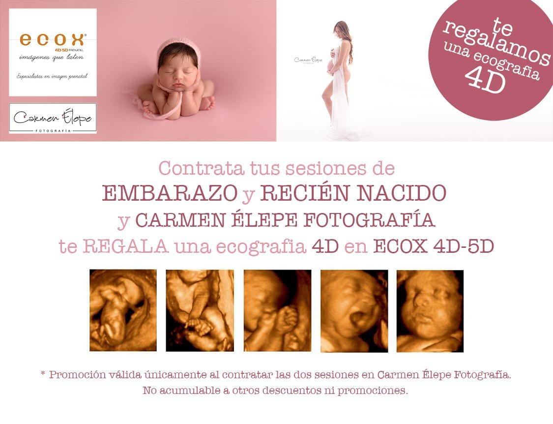 ecografia d murcia carmen elepe fotografia embarazo newborn