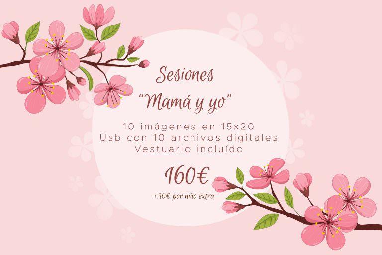 Sesiones «Mamá y yo»