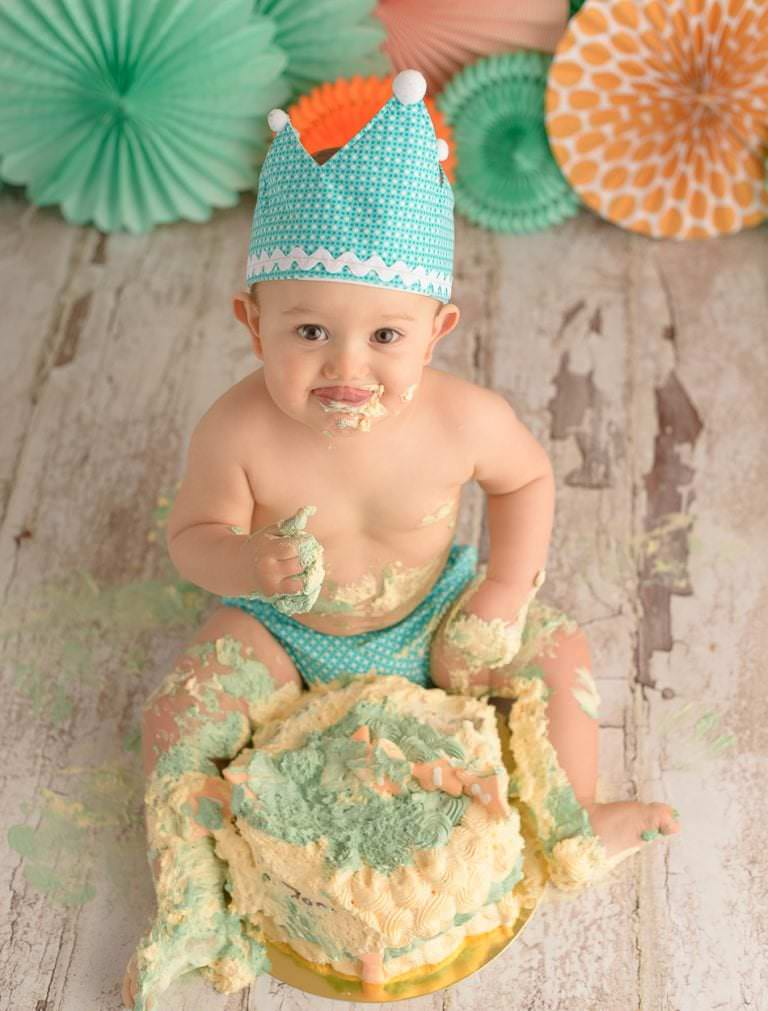 Fotos De Cake Smah Primer Anito En Murcia Carmen Elepe